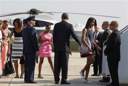 Obamas To Meet Mandela Family, Not Visit Hospital