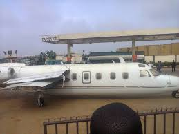 """NAMA Calls Plane Seen At Fuel Station A """"Tricycle"""""""