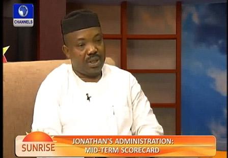Mid-Term Assessment: Odumakin Says Jonathan's Performed Below Par