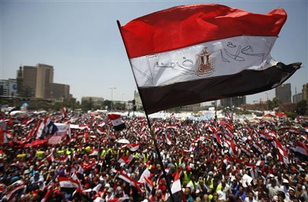 Egypt's Mursi Rebuffs Army Ultimatum, Sets Own Course