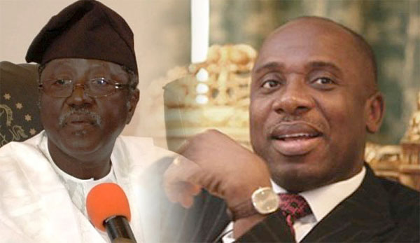 Ignore NGF Meeting Summoned By Jang– Amaechi Tells Governors
