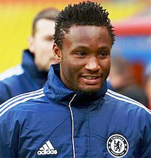 Galatasaray In Talks With Chelsea Over Mikel