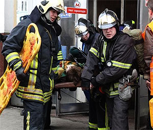 Moscow Metro Suffers Second Fire Outbreak