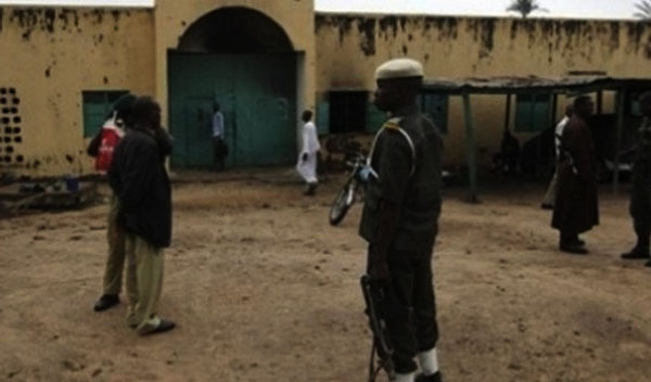 175 Prisoners Escape in Ondo Prison Break