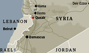 Syria Crisis: Army Forces Rebels Out Of City