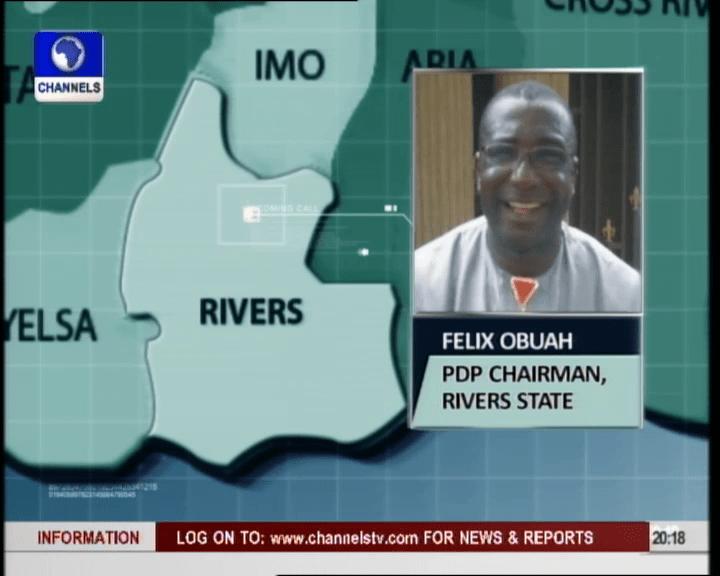 Rivers PDP Chairman Denies Impeachment Moves Against Amaechi