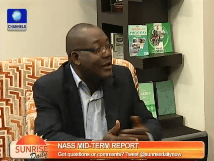 National Assembly's Score Not In Tandem with Nigerians