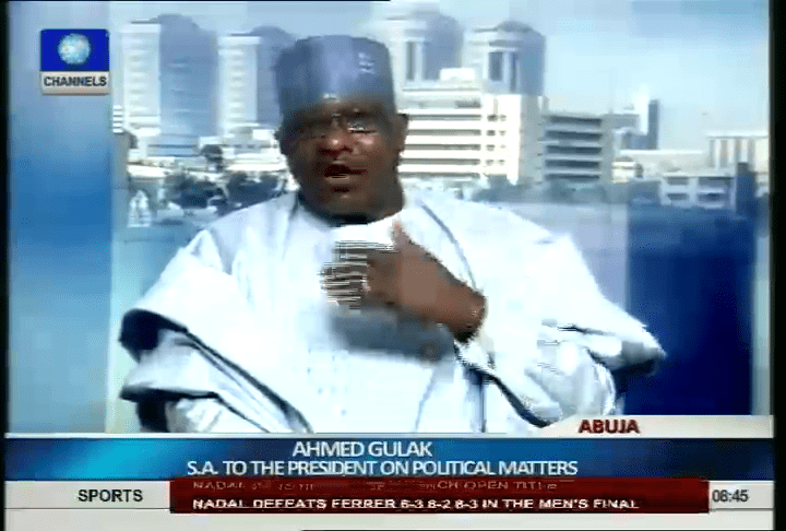 Six-Year Term: Presidency Criticises Limitation Of Election