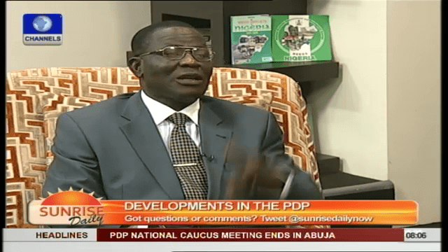 NGF Has Not Brought Anything Positive To Nigeria – Isuwa Dogo