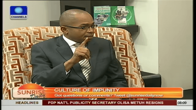 Legal Practitioner Blames Military For Culture of Impunity