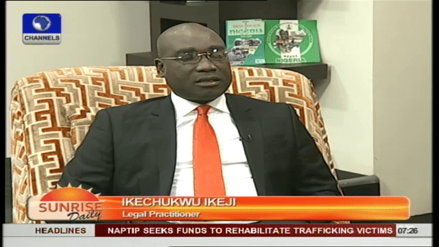 Impunity: Nigeria's Constitution Is Built On Lies – Lawyer