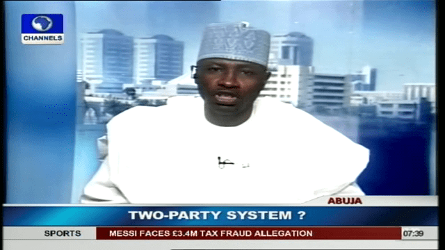 Politician Rules Out Option Of Two Party System In Nigeria