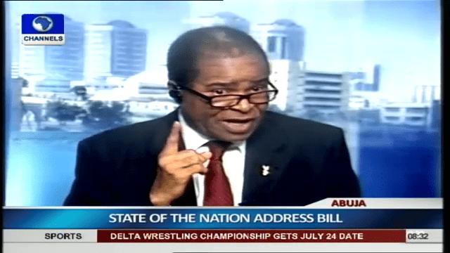 Constitution Amendment: Nigerians Must Watch Out For Legislative Dictatorship