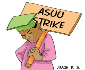 Nigeria University Lecturers Commence Indefinite Strike