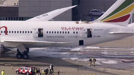 Boeing Dreamliner Fire Investigation Under Way