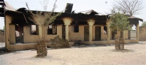Boko Haram attack school