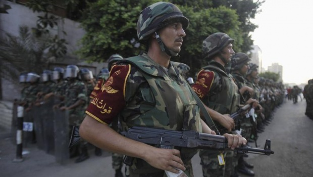 Amnesty Demands Probe Into Egypt Army 'Executions' Video