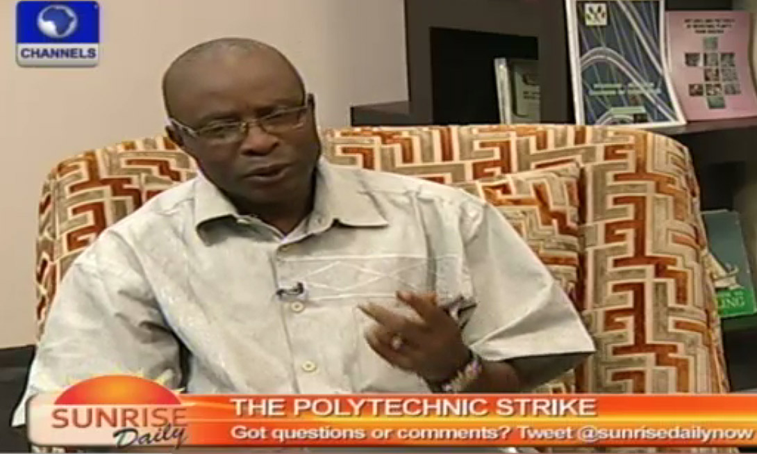 We're On Strike Because Of Government's Insincerity – Polytechnic Don