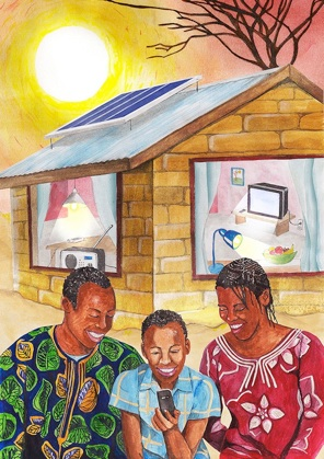 Africa's Revolution: Increasing The Continent's Power By Solar, Mobile Technology