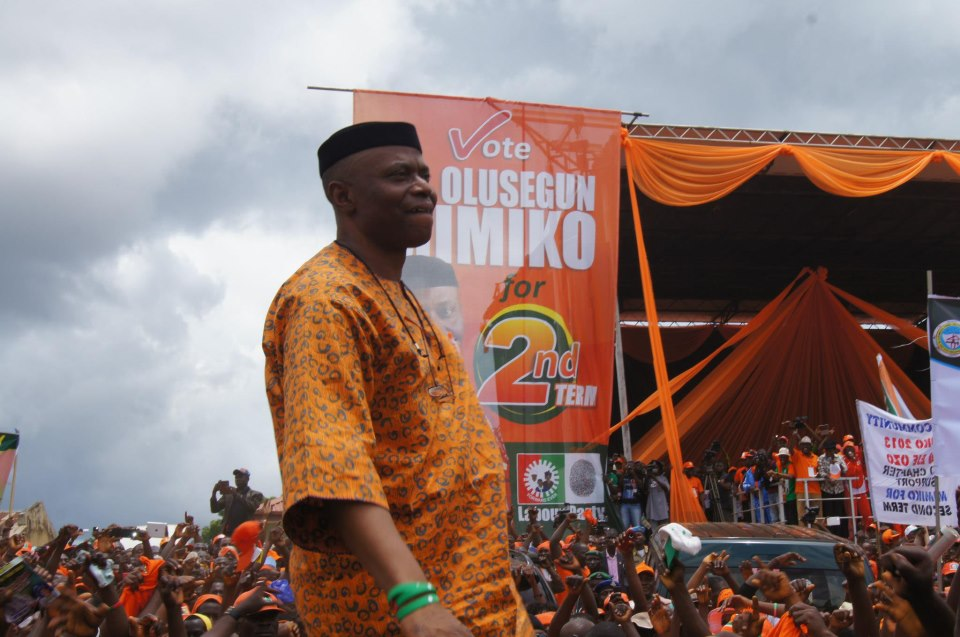 Mimiko Declares 3 Day Prayer, Fasting In Wake Of Plane Disaster