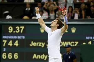 Andy Murray, Tennis, AEGON Championships