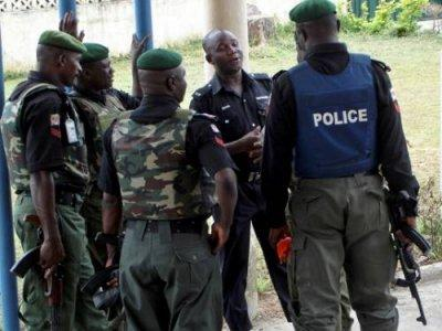 Police Seal Off Office Of Baraje-Led PDP