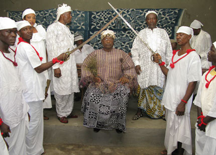Dethroned Obong Of Calabar To Re-Contest