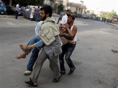One Killed In Attack On Pro-Mursi Protest In Cairo: State News Website