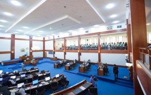 The Chambers of the Rivers State House of Assembly