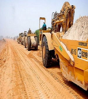 Contractors Disappear From 2 Billion Naira Road Project In Awka