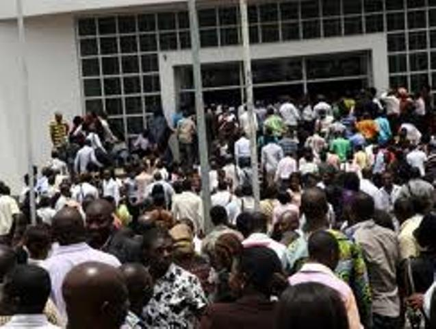 Sacked Staff Picket Unity Bank For Nonpayment Of Pensions