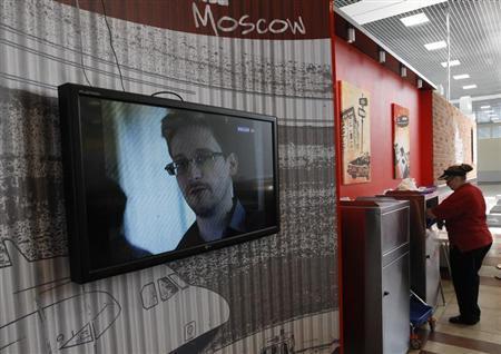 Snowden's Search For Asylum Is Fruitless So Far