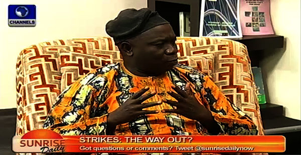 Analyst Blames Strikes In Nigeria On Government's Irresponsibility