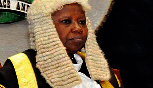 Chief Justice Warn Lawyers On Corrupt Practices