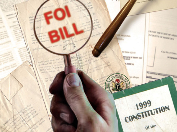 Freedom Of Information Bill Is Under-Utilised In Nigeria
