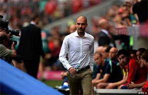 Guardiola Says Bayern Lack 'Killer Instinct'