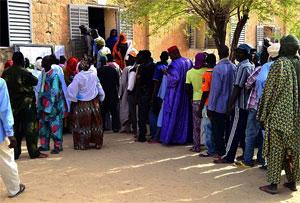 Mali Scrambles To Be Ready For Sunday's 'Fresh Start' Vote