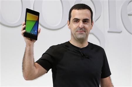 Google Unveils New Nexus 7 Tablet