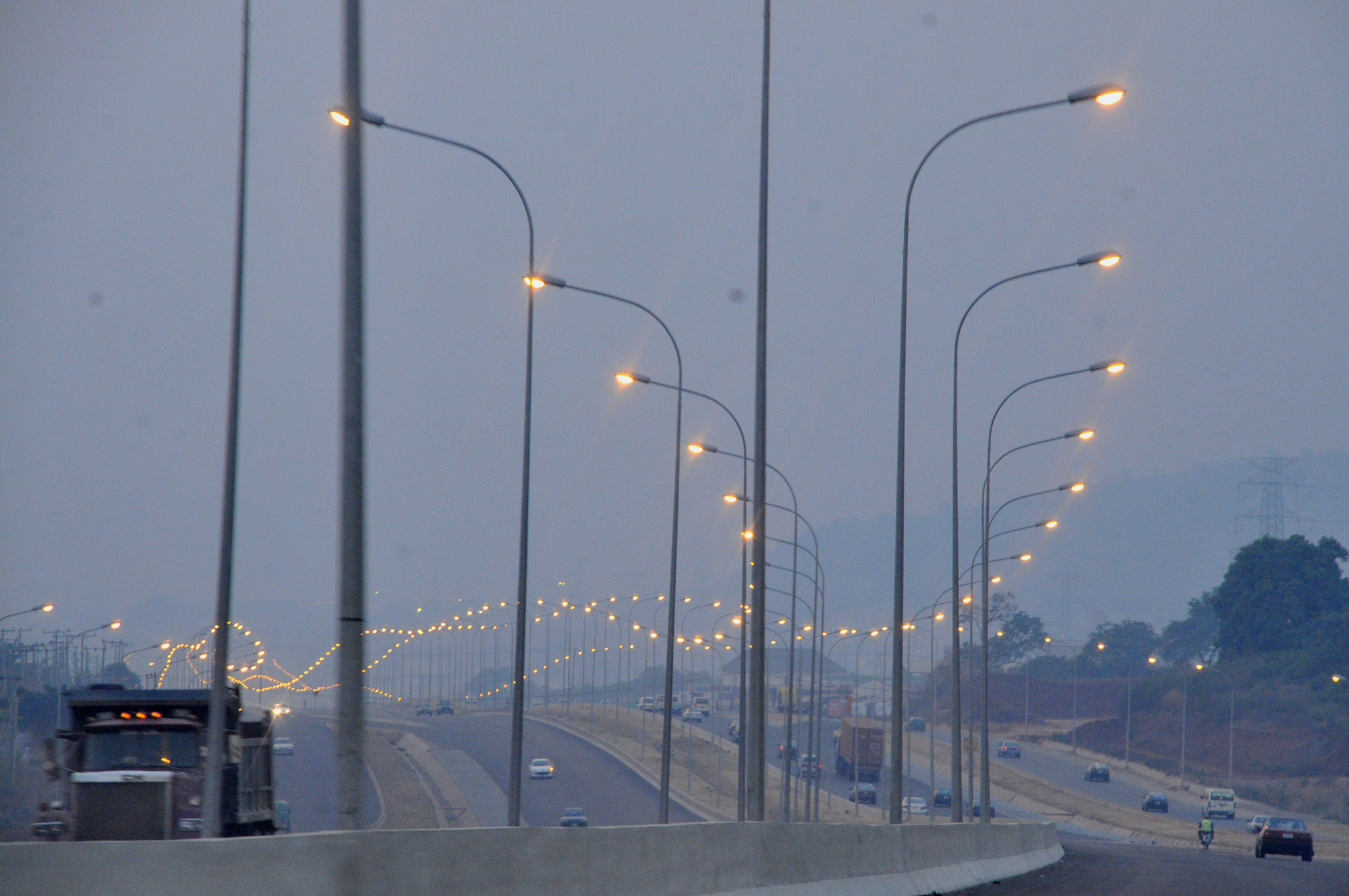 Borno Orders Street Lights From China Channels Television