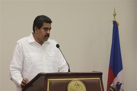 Venezuela Offers Asylum To U.S. Fugitive Snowden