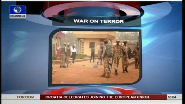 JTF Kills 50 Boko Haram Members In Maiduguri