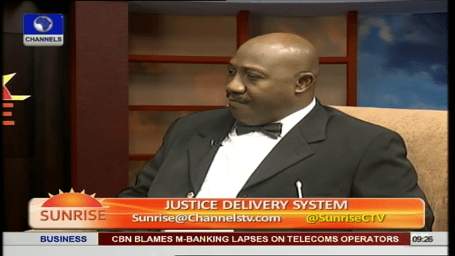Judiciary Reforms: There is Need To Sanitize The System At The Bar Level – Nzeakor