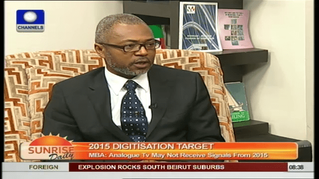 Analogue Televisions In Nigeria Will Need Set Top Boxes By 2015