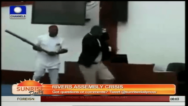 Rivers Lawmaker Narrates What Led To Assembly's Mayhem