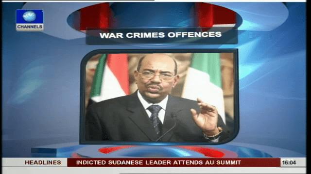 Group Seeks Court Order To Arrest Sudanese President