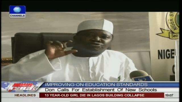 Don Calls For Establishment Of More Universities In Nigeria