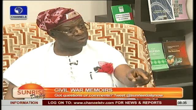 War Veteran Says Obasanjo's Civil War Memoir Is Full Of Errors
