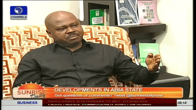 Abia: After 6 Years, Nothing To Show For Orji's Government – Ubani