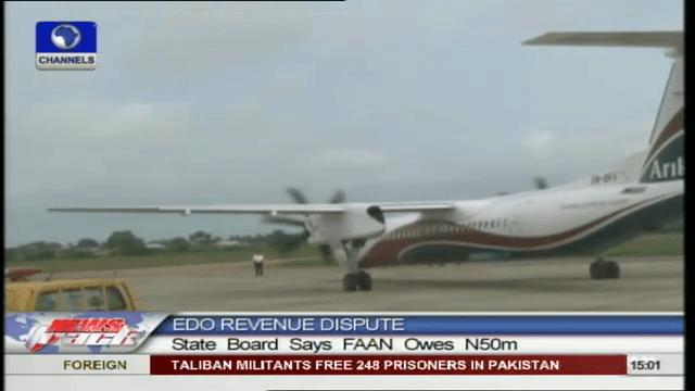 Flight Operations Resume In Benin Airport