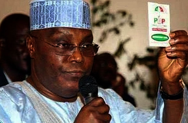 I Remain Loyal To PDP, Despite Emergence Of New Parties– Atiku